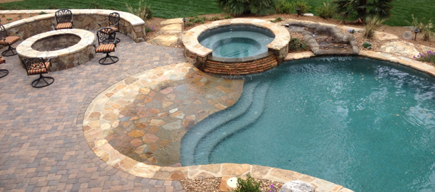 Charlotte Custom Swimming Pool Design | Charlotte Custom Swimming Pool